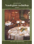 Vendéglátó technikus német, I. kötet
