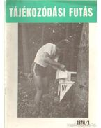 Tájékozódási futás 1974. V. évfolyam (teljes)
