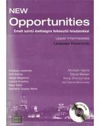 New Opportunities upper intermediate language powerbook