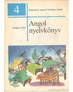 Angol nyelvkönyv - szakosított tantervű általános iskola 4. osztály