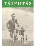 Tájfutás 1973. VIII.. évfolyam 1-6. szám