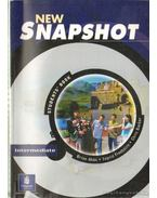 New Snapshot intermediate students' book