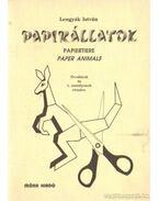 Papirállatok