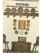 Szekszárd - Béri Balogh Ádám Múzeum IV.