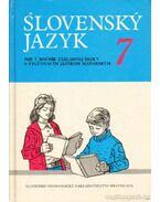Slovensky jazyk 7