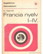 Segédkönyv a francia nyelv tanításához a gimnáziumban