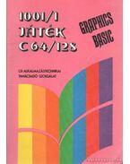 1001/1 játék C64-128