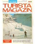 Turista magazin 1992 103. évfolyam (teljes)