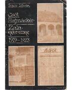 Csót, Hajmáskér, Zalaegerszeg 1919-1923