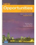 New Opportunities Upper intermediate Student's Book
