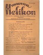 Magyar Helikon 1927. december