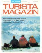 Turista magazin 1991 102. évfolyam (hiányos)