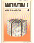 Matematika általános iskola 7.