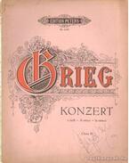 Grieg - Konzert a moll