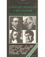 A magyar irodalom a Délvidéken Trianontól napjainkig