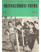Tájékozódási futás 1973 IV. évfolyam (teljes)