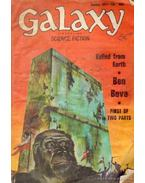 Galaxy magazine 1971. January