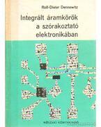 Integrált áramkörök a szórakoztató elektronikában