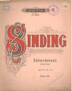 Sinding - Intermezzi