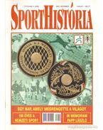 SportHistória 2003. november 9. szám