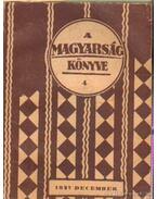 A magyarság könyve 1927. XII. - Az ezüst nyíl