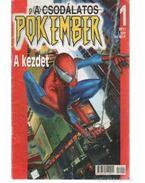 A csodálatos pókember 2001/1. 1. szám