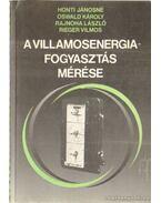 A villamosenergiafogyasztás mérése