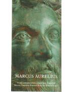 Marcus Aurelius bronz császárportré a római kori Lugioból