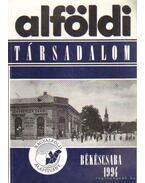 Alföldi társadalom 1994. V. kötet