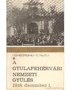 A gyulafehérvári nemzeti gyűlés 1918. december 1
