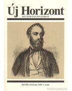 Új Horizont 2000. XXVIII. évfolyam 3. szám