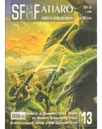Átjáró 13. 2004. 1. szám - Wolfe, Gene, Silverbergerg, Robert, Robert J. Sawyer
