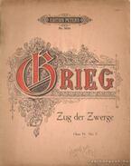 Grieg - Zug der Zwerge