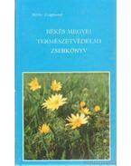Békés megyei természetvédelmi zsebkönyv