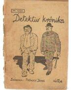 Detektív krónika 39. szám