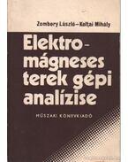 Elektromágneses terek gépi analízise
