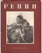Ilja Jefimovics Repin