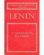 A szocialista államról