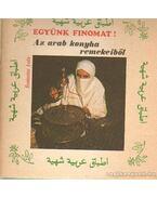 Az arab konyha remekeiből