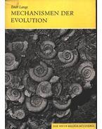 Mechanismen der Evolution (Az evolúció működése) 1971.