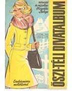 Őszi-téli divatalbum 1972-73.