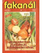 Fakanál 50. 1995/5. - 101 hagymás ételrecept