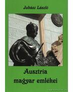 Ausztria magyar emlékei (dedikált)