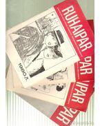 Ruhaipar 1980. (hiányos)