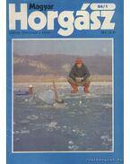 Magyar Horgász 1984. XXXVIII. évfolyam (teljes) számonként