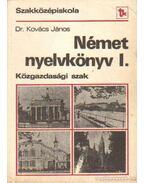 Német nyelvkönyv I. - Közgazdasági szak