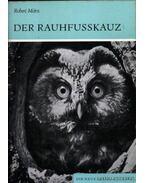 Der Rauhfusskauz (A gatyás kuvik)