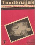 Tündérujjak 1936. május 133. szám
