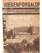 Idegenforgalom 1970-1971. évfolyamok (teljes)
