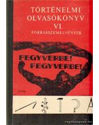 Történelmi olvasókönyv VI.